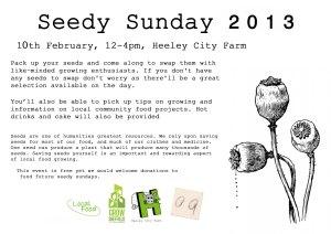 seedy sunday flyer 2013